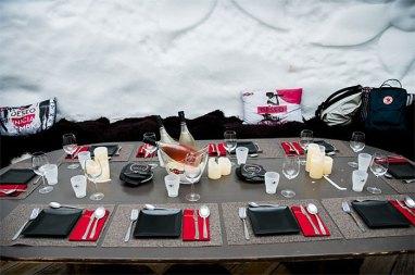 Un Martini bajo cero @ Hotel Iglú