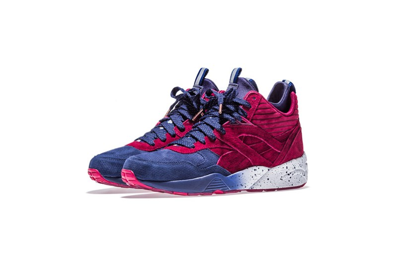 "Puma x Ronnie Fieg: ""Sakura Collection"""