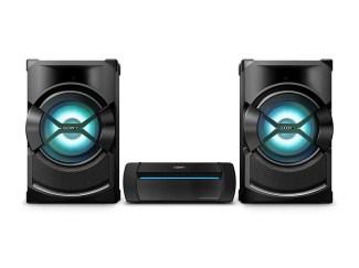 Sony High Power Audio: SHAKE-X3D