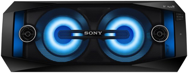 Sony High Power Audio: X-TANK