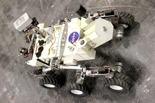 NASA Robot @ Sónar 2015