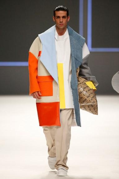 """Edward Cuming @ ModaFad """"T Project"""" (080 Barcelona Fashion)"""