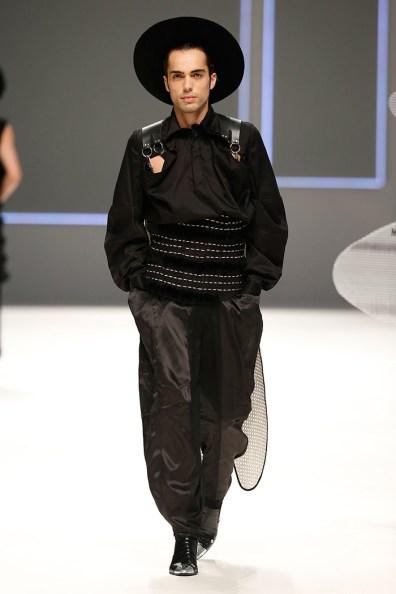 """Fran Jiménez Roca @ Modafad """"Project T"""" (080 Barcelona Fashion)"""