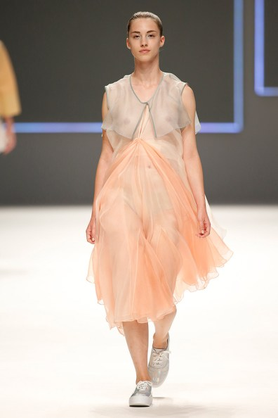 "Laura Alberti @ Modafad ""Project T"" (080 Barcelona Fashion)"