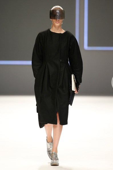"Lizbeth Cevallos @ Modafad ""Project T"" (080 Barcelona Fashion)"
