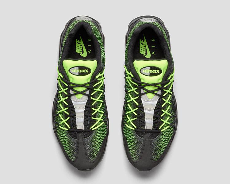 Las se Nike Air Max 95 se Las reinventan veinte años después FANTASTIC MAG 73acc0