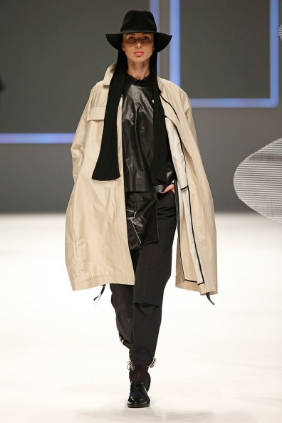 "Sarah Iglesias @ Modafad ""Project T"" (080 Barcelona Fashion)"