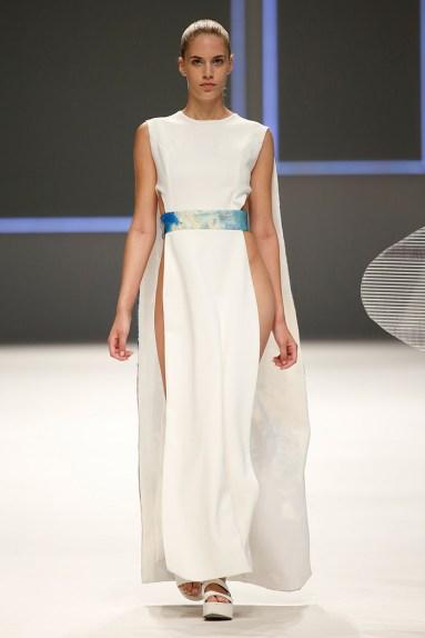 """Yana Matyash @ ModaFad """"Project T"""" (080 Barcelona Fashion)"""
