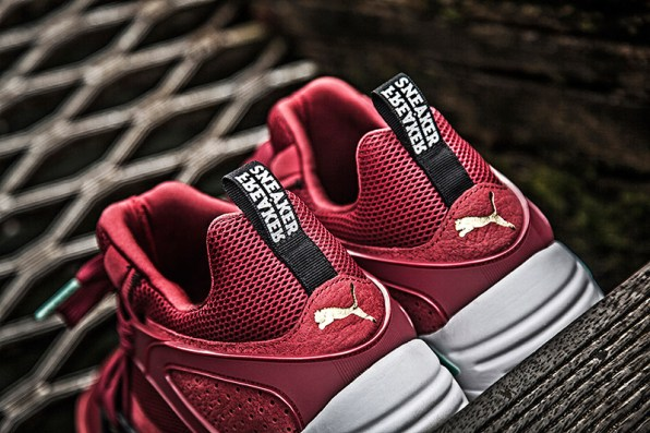 """Puma x Sneaker Freaker   Blaze of Glory """"Bloodbath"""""""