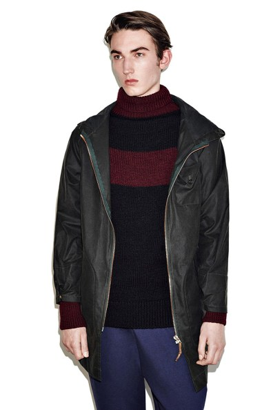 Nigel Cabourn x Fred Perry