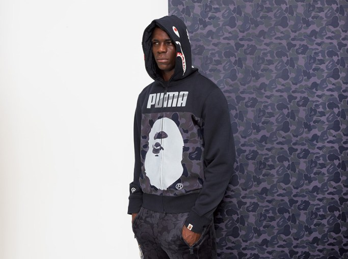 Puma x A Bathing Ape