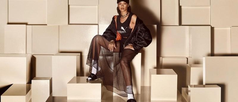 Fur Slide by Fenti | Rihanna para Puma