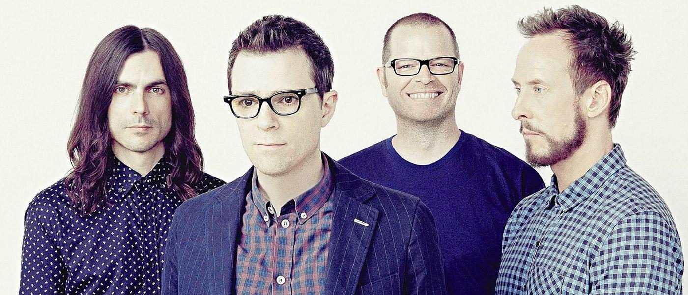 Weezer: auge, caída... y ascenso otra vez - FANTASTIC MAG