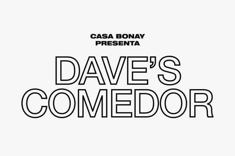 Dave's Comedor @ Casa Bonay