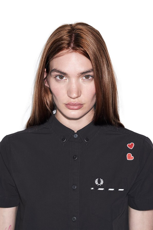 Fred Perry x Amy Winehouse