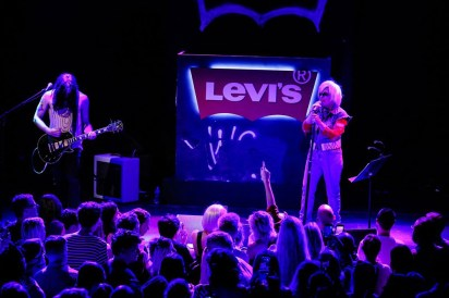 Debbie Harry @ Levi's 505 Launch Party