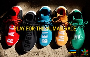 Hu de Pharrell Williams x adidas Originals