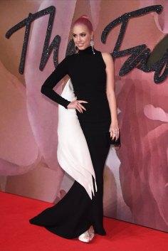 Amber Le Bon @ Fashion Awards 2016