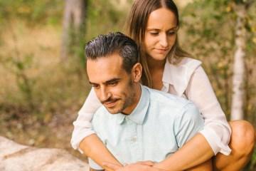 Cristina y Miguel