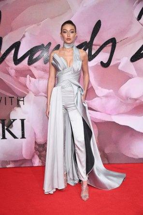 Gigi Hadid @ Fashion Awards 2016