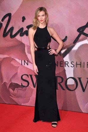 Karlie Kloss @ Fashion Awards 2016