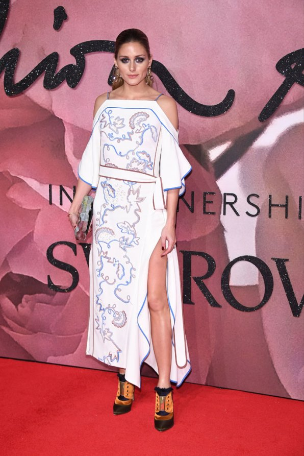 Olivia Palermo @ Fashion Awards 2016
