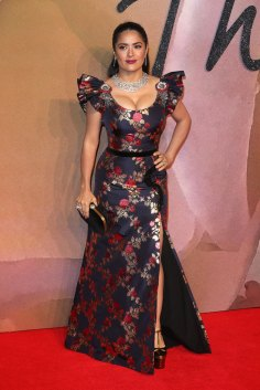 Salma Hayek @ Fashion Awards 2016