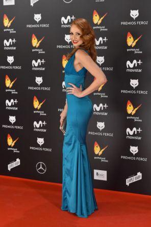 Cristina Castaño @ Premios Feroz 2017