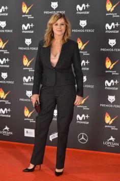 Emma Suárez @ Premios Feroz 2017