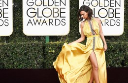 Golden Globes 2017 (red carpet)