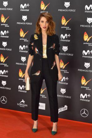 Leticia Dolera @ Premios Feroz 2017