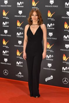 María Adánez @ Premios Feroz 2017