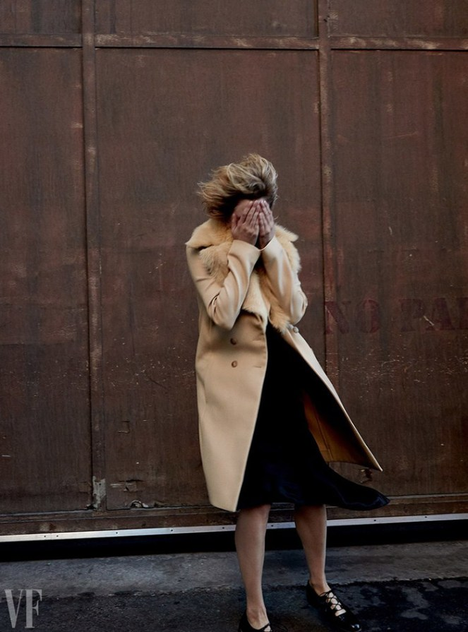 Greta Gerwig @ Vanity Fair