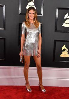Heidi Klum @ Grammy 2017