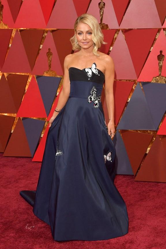 Kelly Ripa @Oscars 2017