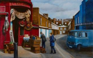 """London City"" de Neus Martín Royo"