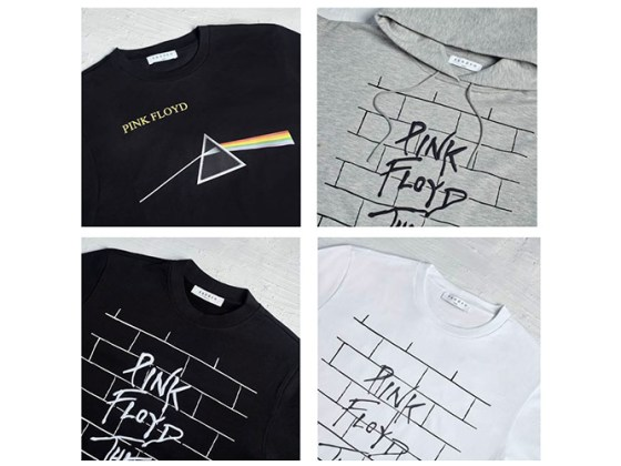 Sandro x Pink Floyd