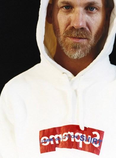 Supreme x Comme des Garçons Shirt