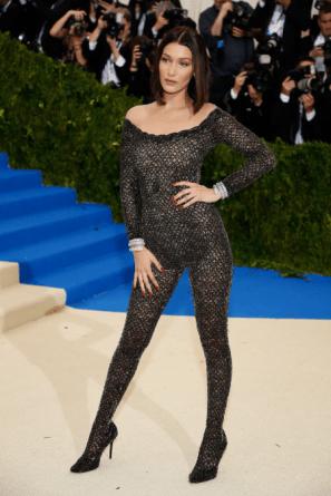 Gigi Hadid @ Met Gala 2017