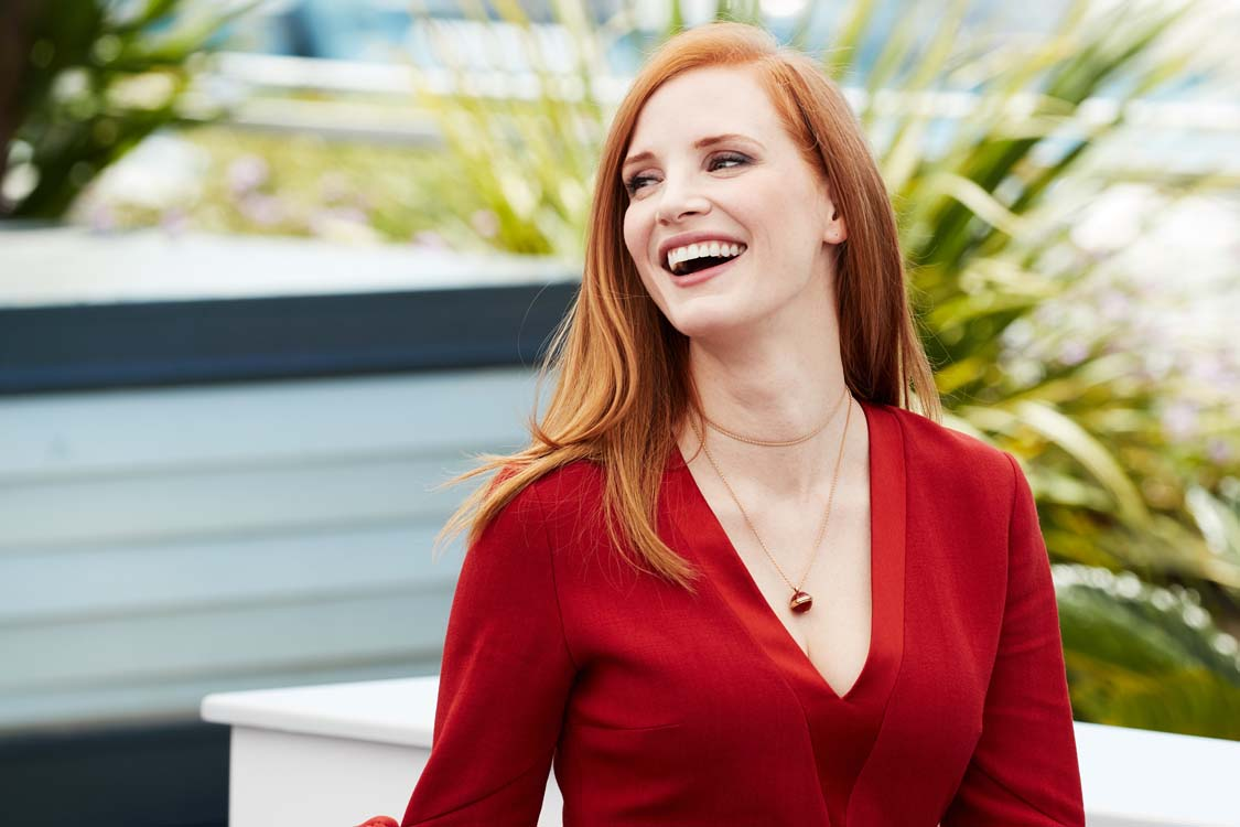 Jessica Chastain @ Cannes 2017