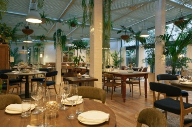 The Greenhouse @ Hotel Pulitzer