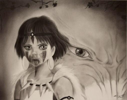 Harry Michalakeas @ Miyazaki Art Show