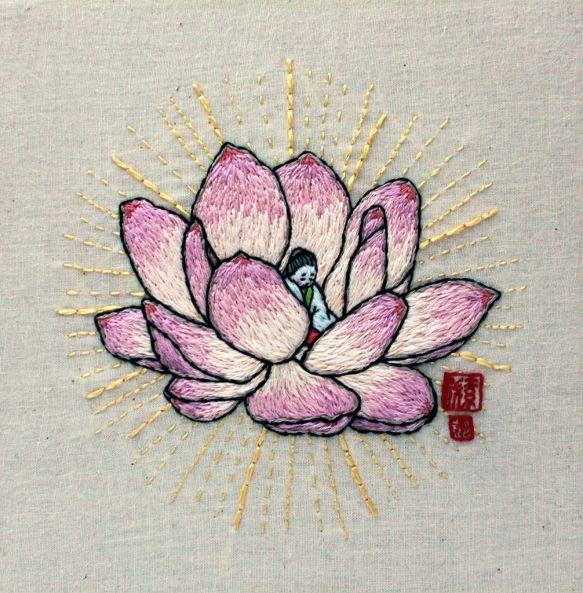Jessica Tang @ Miyazaki Art Show