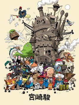 Nick Stokes @ Miyazaki Art Show