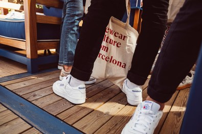 Etnia Barcelona + Reebok Classic | Brunch before Brunch