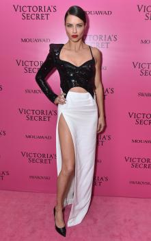 Adriana Lima @ Victoria's Secret Show 2017