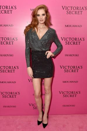 Alexinia Graham @ Victoria's Secret Show 2017