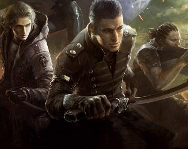 Final Fantasy XV: Hermanos de Armas
