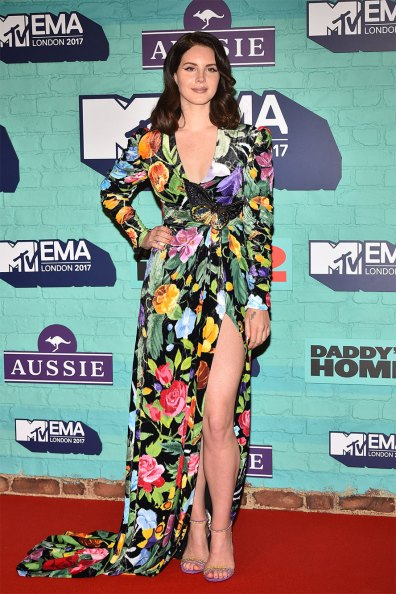 Lana del Rey @MTV EMA 2017