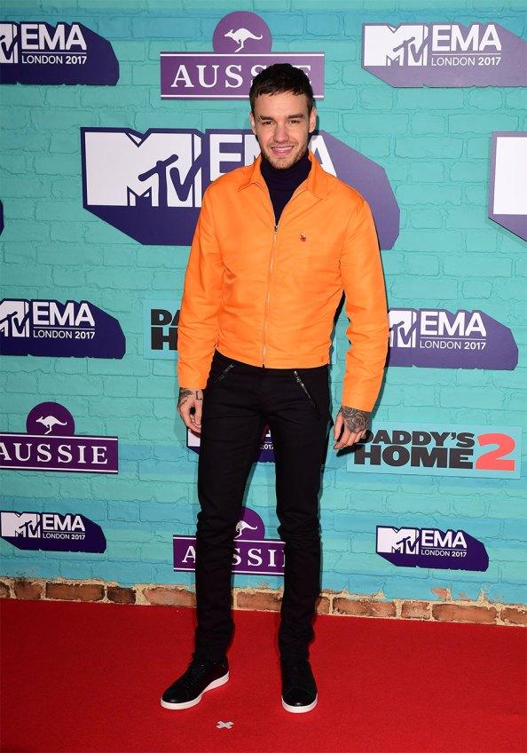 LIam Payne @MTV EMA 2017